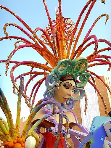 Fiestas de las Hogueras de San Juan de Alicante