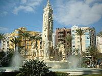 Viajes a Alicante: Plaza de los Luceros