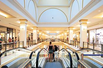 Vuelos a Alicante: Centros comerciales de Alicante