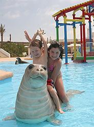 ¿Alicante con niños? el Parque Aqua Natura no puede faltar en tu agenda.