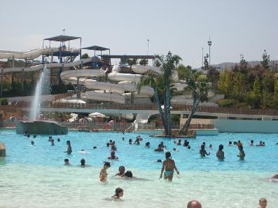 El parque acuático mas moderno de Alicante: Aqua Natura