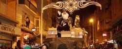 Alicante tiene muchas actividades navideñas.