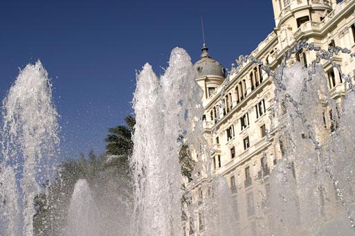 Lugares de interés en Alicante: Plaza del Mar.