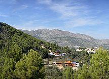 Ecoturismo en Alicante: parque ecológico.