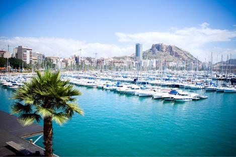Oferta Vuelo desde Alicante a Madrid por 20 euros.