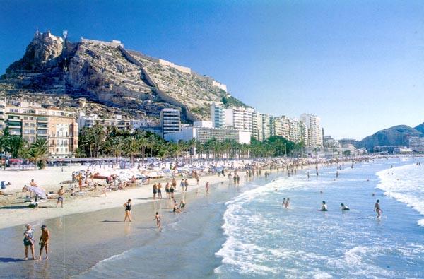 Guía de Playas de Alicante