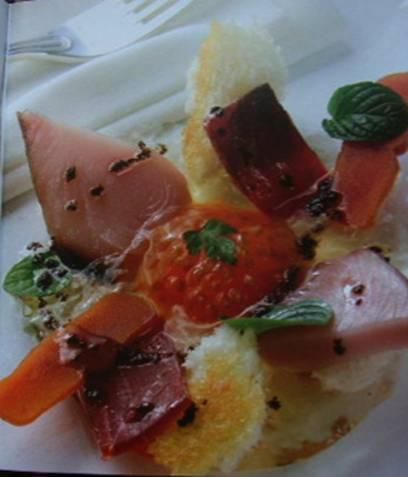 Gastronomia de Alicante: Productos Tipicos: Salazones.