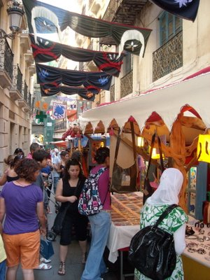 Ocio y Compras en Alicante: Mercado Tradicional.