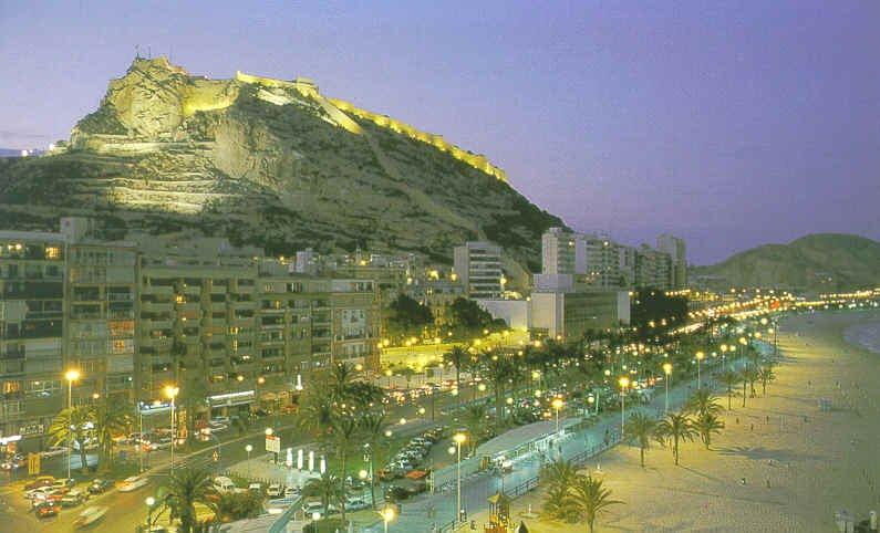 Ocio y Compras en Alicante: Zonas de Ocio.