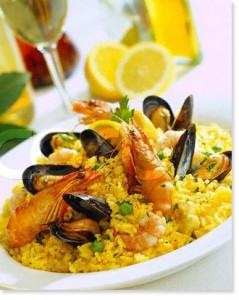 Deléitate con el Delicioso Arroz Alicantino: Comida Mediterrania.